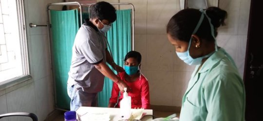 Health Inspection of Adolescent Girls