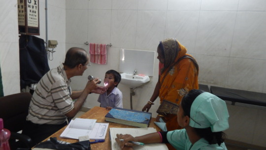 Check up in OPD
