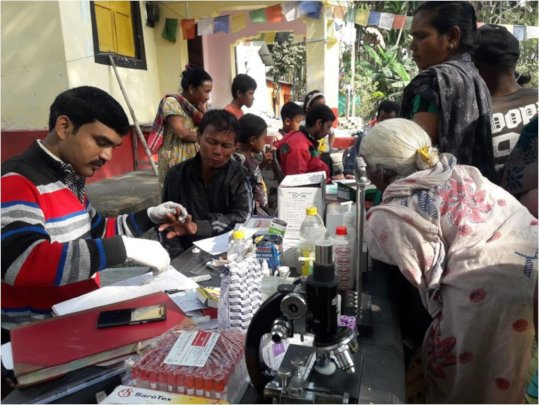 Diagnostics Care for the Ailing is extended
