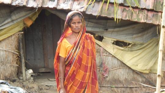 Minati - believed in Sabuj Sangha's health care