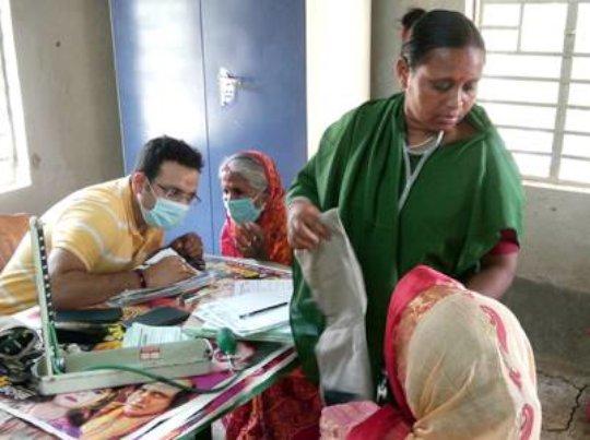 Reaching to Senior Citizens for Health