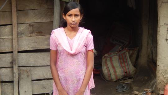 Sumana - believed in Sabuj Sangha's healthcare
