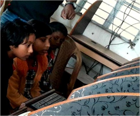 Learning Computer with friends