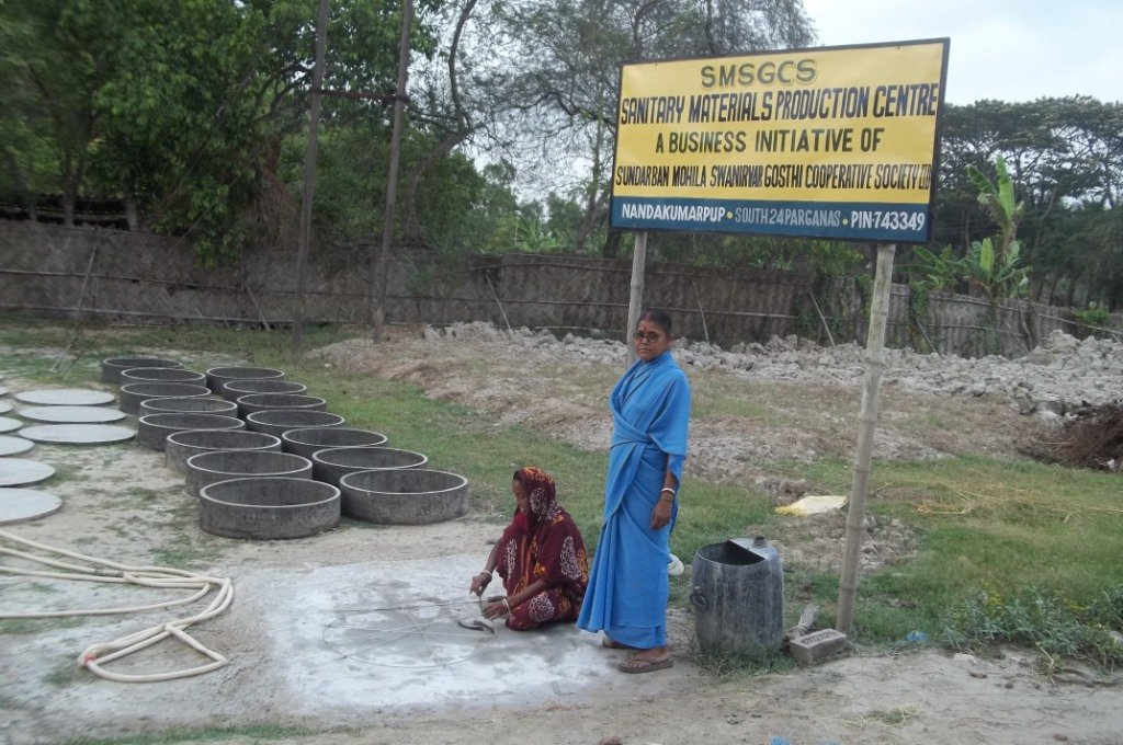 Community health Programme in Sundarban