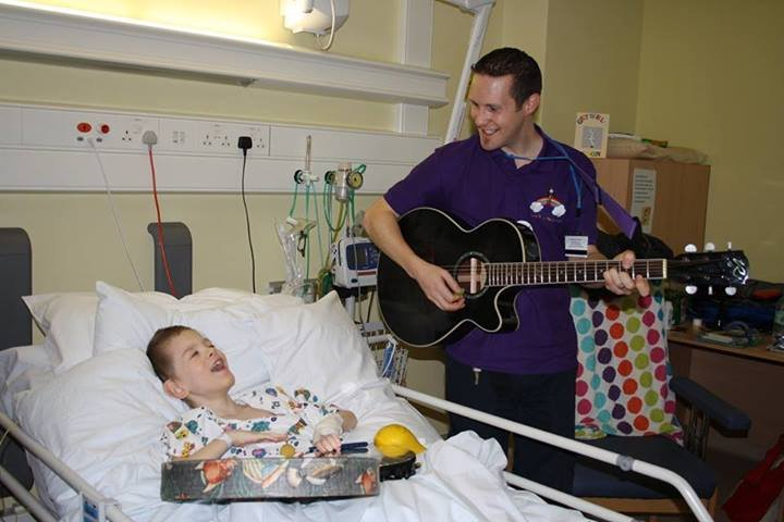 Stoke Mandeville Children's Music Therapy Appeal