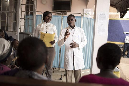 Comprehensive HIV Treatment for 12,000 Ugandans