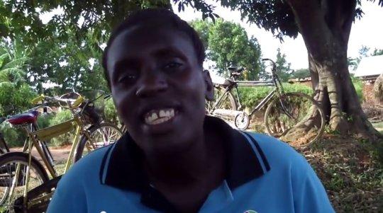 Meet Musana Aisha