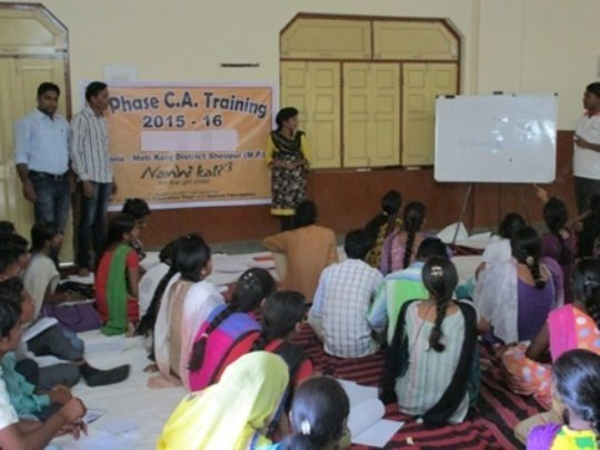 Community Activist Training