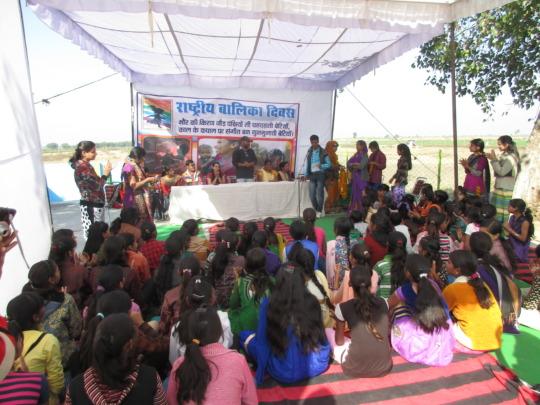 National Girl Child Day Celebrations