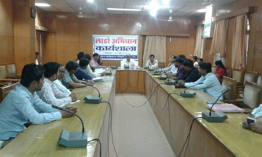 LADO ABHIYAN with CEO to Stop Child Marriage