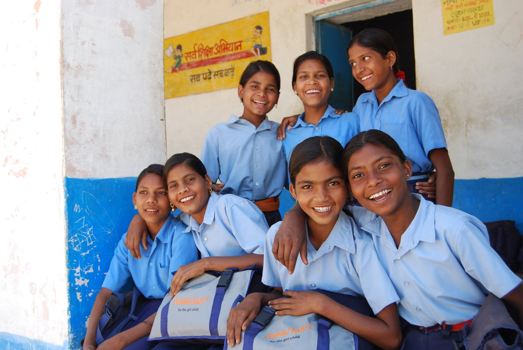 Educate 500 Girls in Tribal India