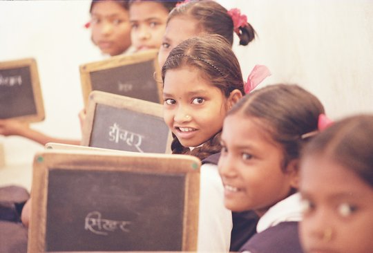 Educate 50 primary girls in Backward areas, India