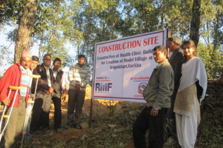 Providing Free Health Services to 10,000 Villagers