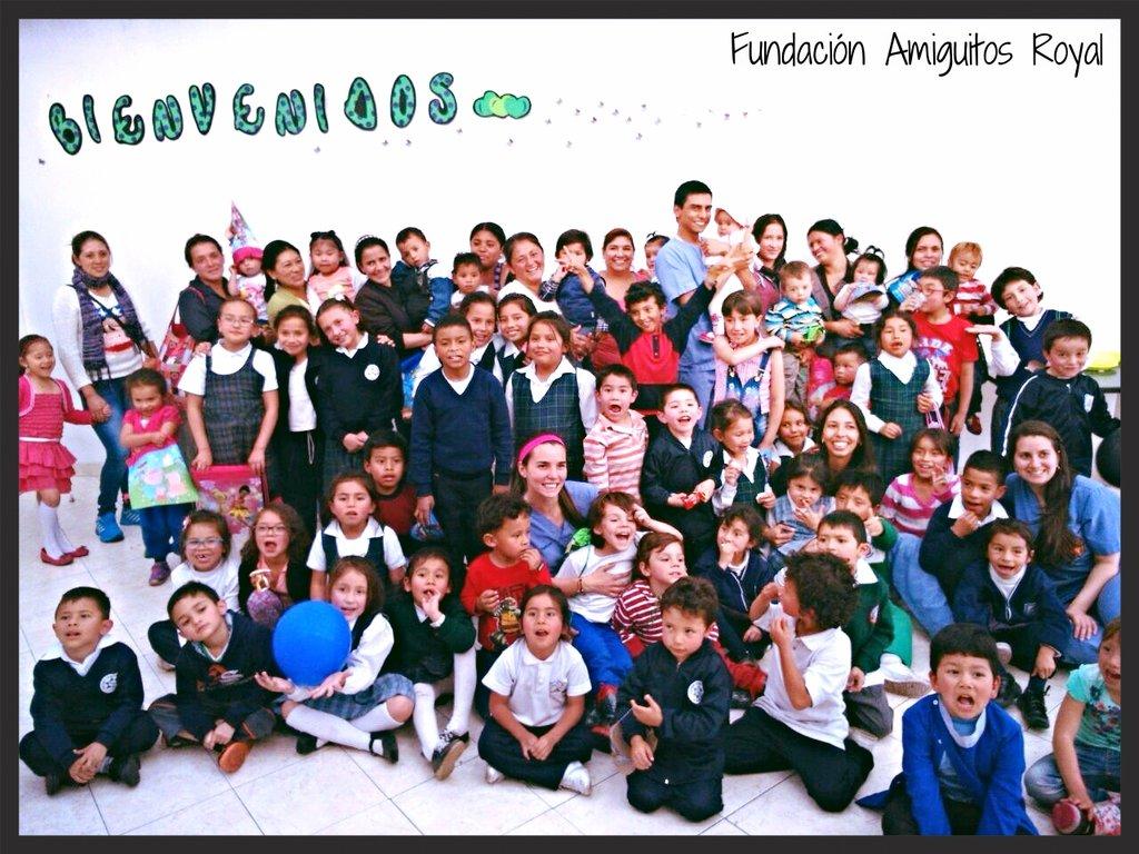 330 Kids Reach Nutrition and Development in Bogota