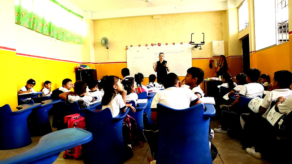 Drug Prevention for 300 Ecuadorian Children