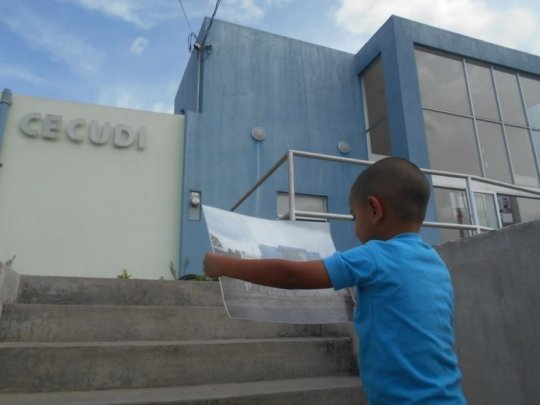 Analyzing San Juan's child center from the outside