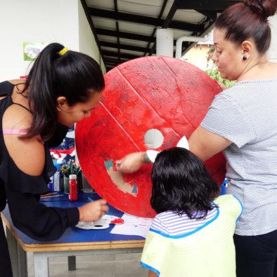 Childcare Center Activity