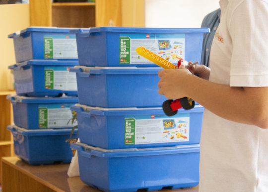 Equipment Duplo ESM of Lego