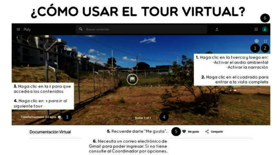 Virtual Tour of Projects in Alajuelita for familie