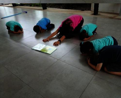 Self control with yoga