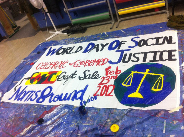 World Day of Social Justice 2012