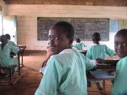 Class room time at Adonai