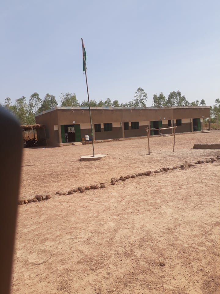 View of the Kamsi School