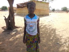 Asmaou, 6th grade student