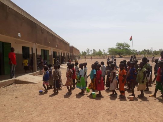 School, Djomga