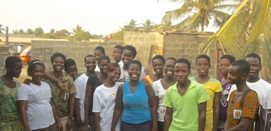 Provide Skills for Success to Ghanaian Youth