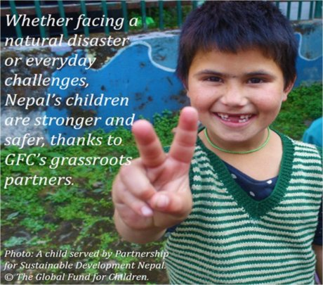 The Global Fund for Children