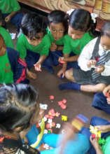 Children at PSD Nepal, Copyright PSD Nepal