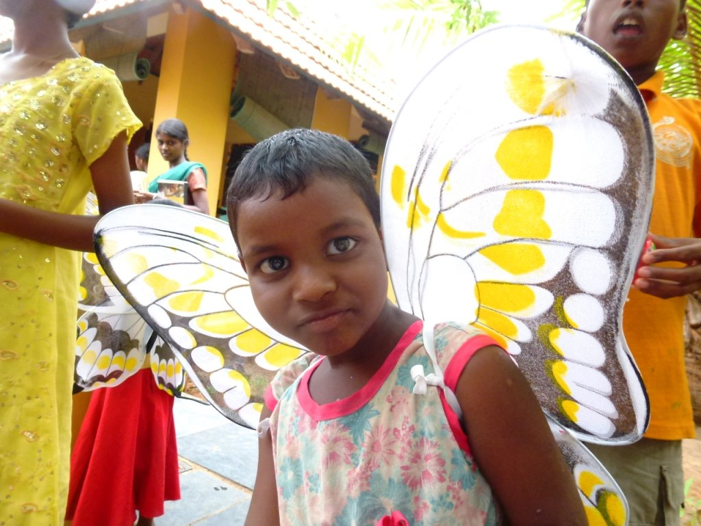 Help Give A Child The Wings Of Knowledge