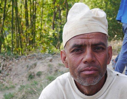Shelter for Earthquake Survivors Like Gopal