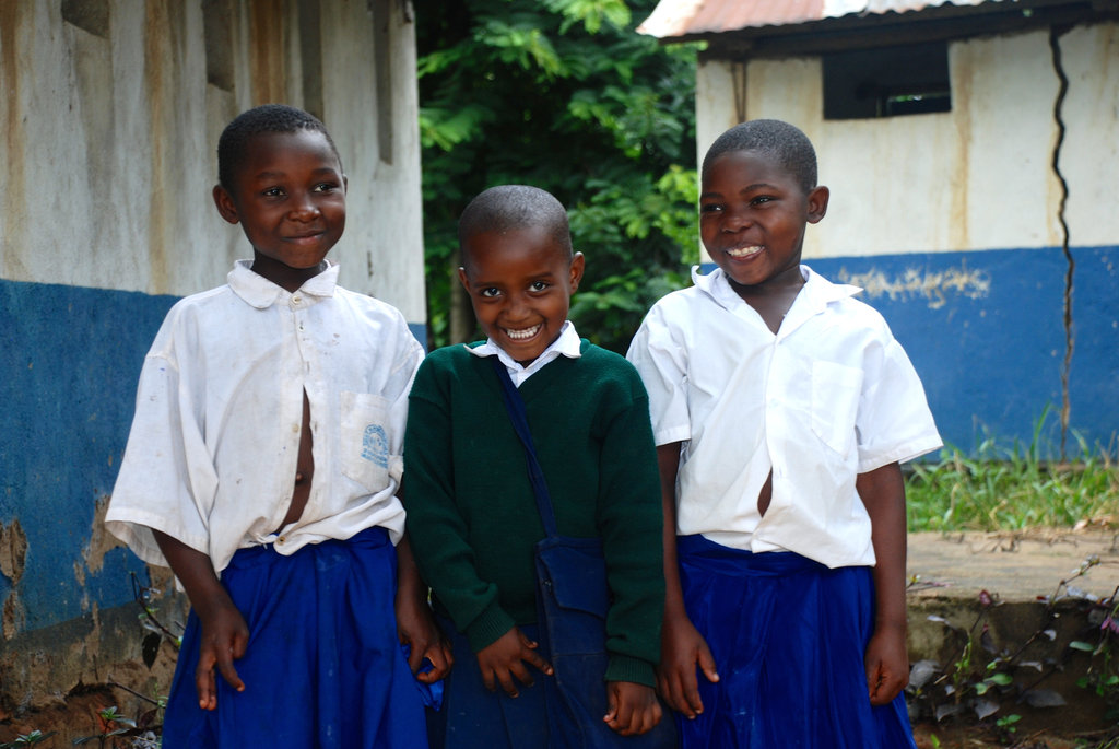 Build Toilets for 600 Students in Tanzania