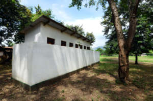 Completed Toilet Facilities