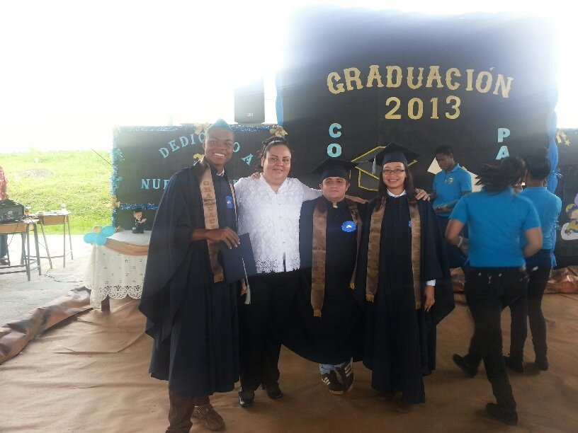 Help youth in Limon, Costa Rica finish high school