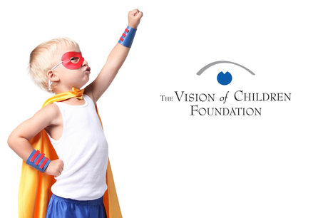 Help Cure Childhood Blindness and Vision Disorders