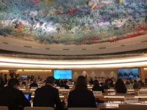 Adalah at the UN Human Rights Council in June