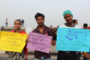Promoting for YUVA-child resource centre