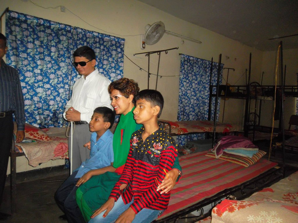 Education for Blind Children of Bangladesh