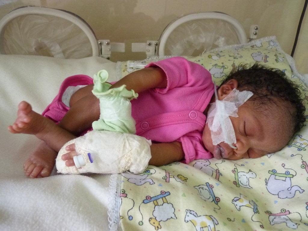 Give 10 Abandoned Kenyan Babies New Life