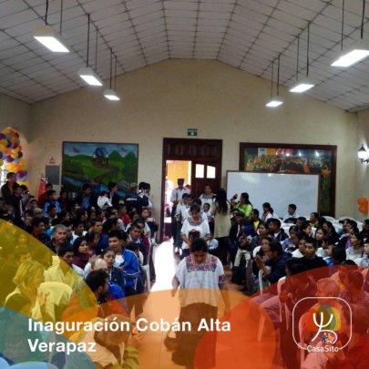Alta Verapaz Opening Ceremony