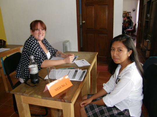 Mid Year Evaluation at CasaSito (2014)