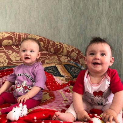 Adelina and Dominika