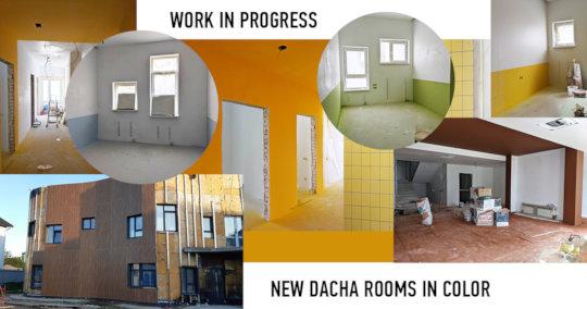 New Dacha in color