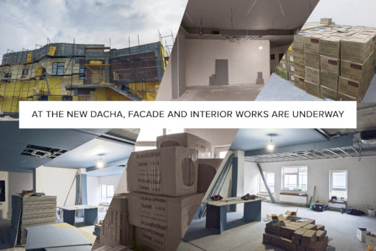 New Dacha will be second home for more kids!