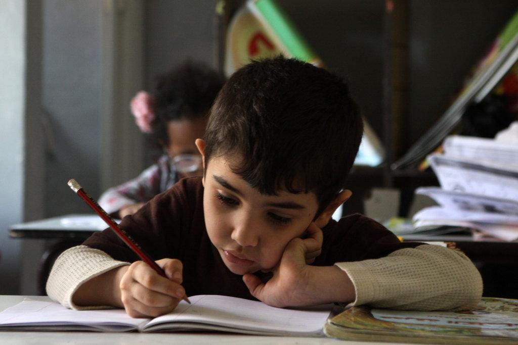 Provide Education for Refugee Children in Lebanon