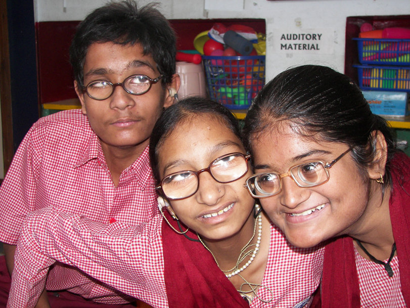 Help Educate 250 Deafblind Children in India