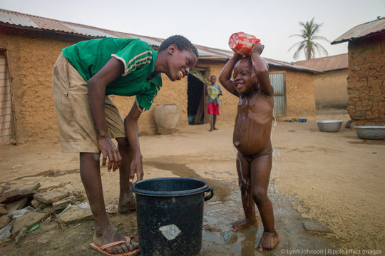 Help Villagers in Benin Access Safe, Clean Water